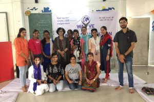 Workshop on Leadership building of Girls