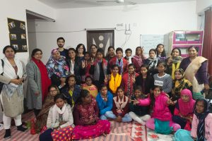 Leadership building workshop held in Patna