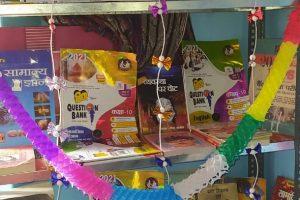 Setup Libraries in Villages of District Gazipur U.P.